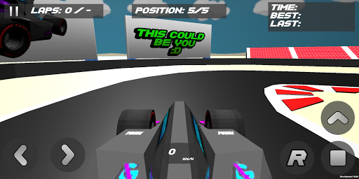 Code Triche Mini Formula Racing apk mod screenshots 4