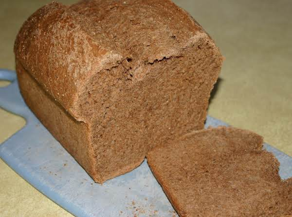 Crusty Wheat And Rye Bread Recipe