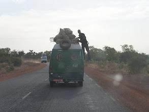 Photo: w drodze do BAMAKO