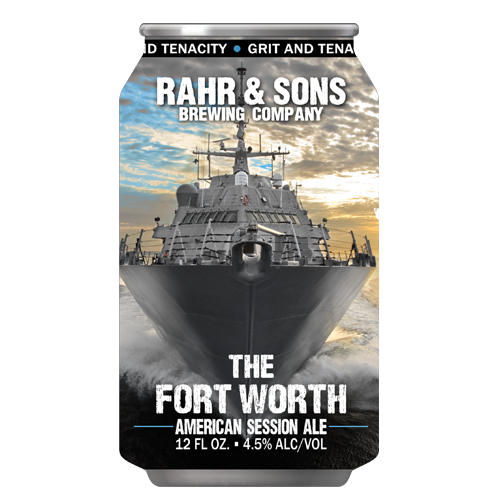 Logo of Rahr & Sons The Fort Worth