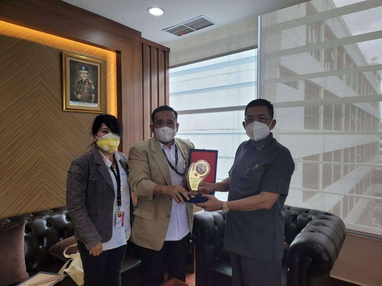 BPI KPNPA RI Kembali Memberikan Penghargaan Kepada Jaksa Agung