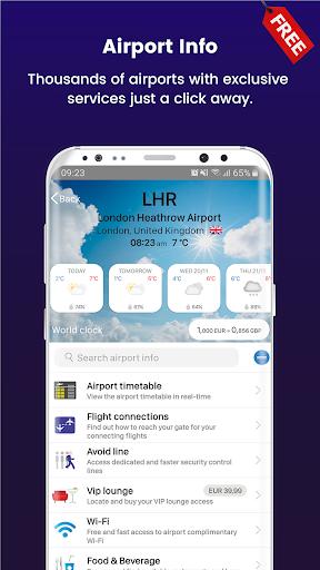 FLIO u2013 Your personal travel assistant 3.01.09 Screenshots 4