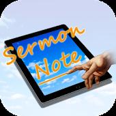 Sermon Note App