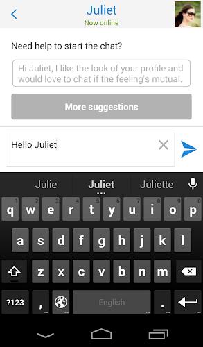 társkereső chat-