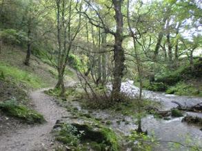 Photo: PW - Gordale Beck near Malham