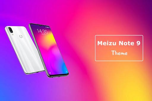 Theme for Meizu Note 9 1.0 screenshots 1