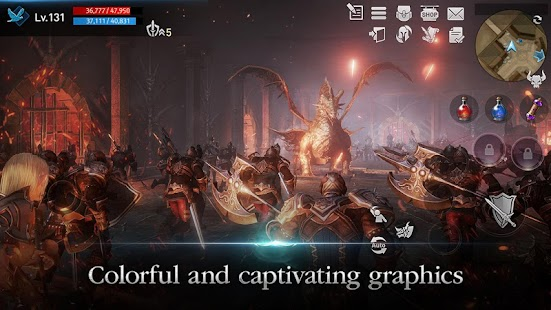 Lineage2 Revolution- screenshot thumbnail