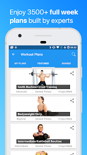 JEFIT: Workout Tracker, Gym Log & Personal Trainer - náhled