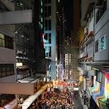 halloween chaos at LKF in Hong Kong in Hong Kong, , Hong Kong SAR
