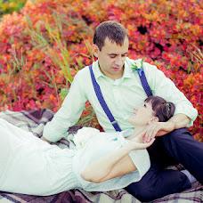 Wedding photographer Viktoriya Isaeva-Kasina (Tolik87). Photo of 22.05.2016