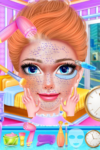 Superstar high school makeup 8.800.12 12