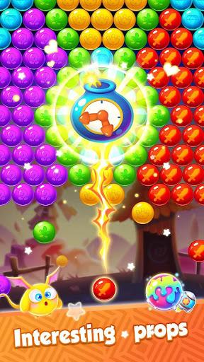 Bubble Bubble POP : Rescue elf 1.2.0.09 screenshots 2
