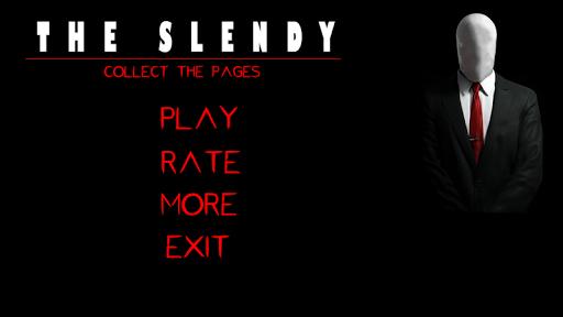 恐怖是回: SLENDY