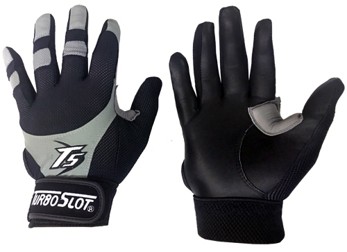 Original TurboSlot Batting Gloves in Black
