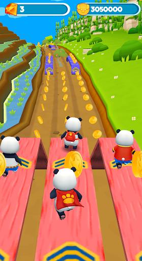 Baby Panda Run 1.2.15 screenshots 1