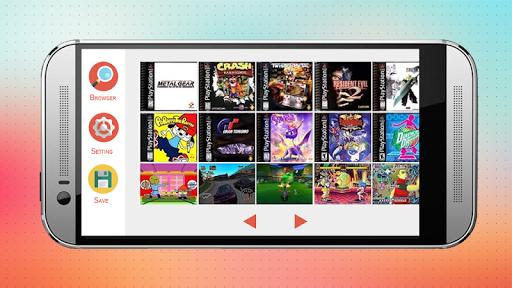 Image of PSone PS1 Emulator 1.0.6 2