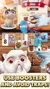 Solitaire Pets Adventure – Free Classic Card Game 5
