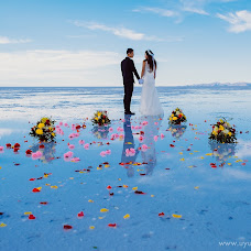 Wedding photographer Walter Sandoval (waltersandoval). Photo of 05.03.2018
