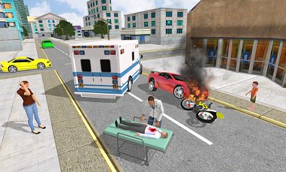 Download Ambulance Rescue Game Simulator 2018 for android | Seedroid