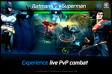 DC: UNCHAINED APK screenshot thumbnail 5