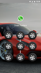 Car App Lock Theme screenshot
