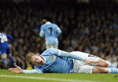 De Bruyne qualifie Manchester City pour la finale avant de se blesser