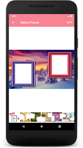 Family Dual Photo Frames 2.0 screenshots 2