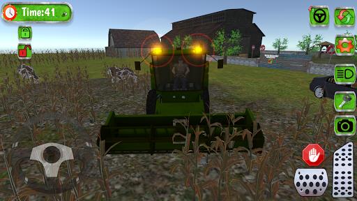 Traktör Tarım Simülasyonu 2016