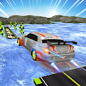 Ramp Car Stunts Free Race: Ultimate Boost Racer 3D icon