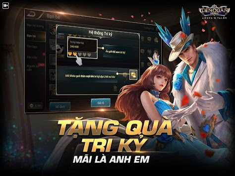 Garena ليان كوان موبايل APK screenshot thumbnail 9