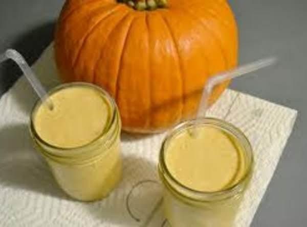 Pumpkin Pie Protein Shake Recipe