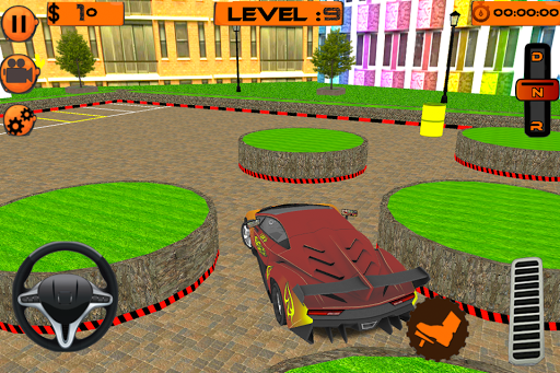 Dr. Car Parking-Car Driving & Parking Glory android2mod screenshots 2