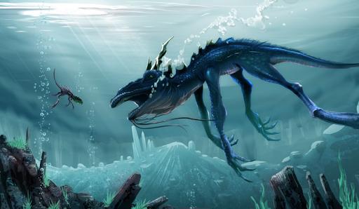 Deep Sea HD Live Wallpaper