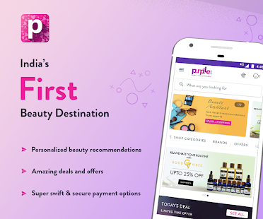 Purplle - Online Beauty Shopping App - náhled