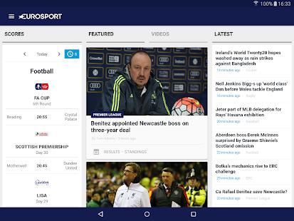 Eurosport Screenshot 13