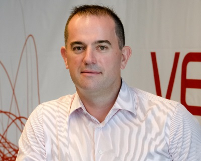 David McMurdo, Regional Director, South Africa, Veritas