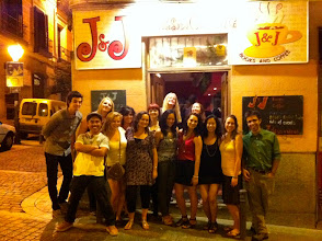 Photo: The time when TtMadrid September 2011 went out for the first time all together!