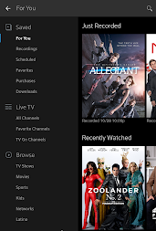 Xfinity Stream APK screenshot thumbnail 9