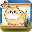 How to Draw Kawaii Step by Step Drawing App icon