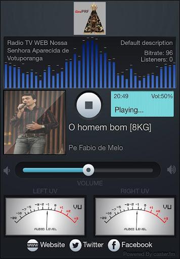 Radio Web TV N Sra Aparecida
