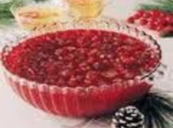 Grandma Williams Cranberry Salad Recipe