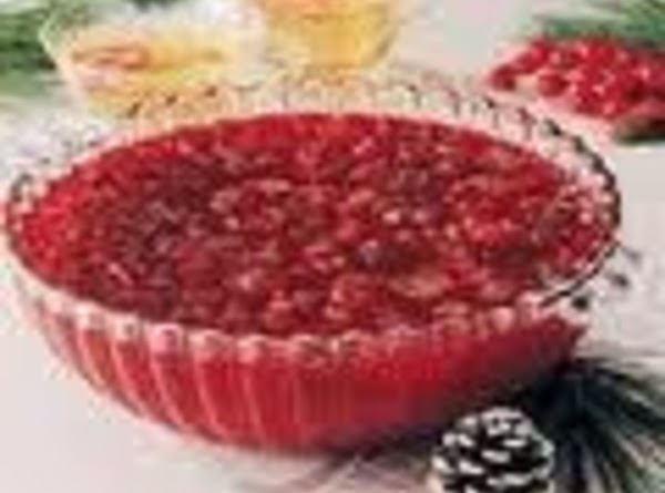 Grandma Williams Cranberry Salad Recipe