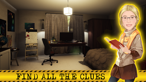 Detective Max Mysteryu2014School Murder. Offline games android2mod screenshots 4