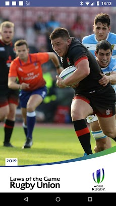 World Rugby Laws of Rugbyのおすすめ画像1