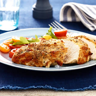 Baked Parmesan Crusted Chicken Recipes.