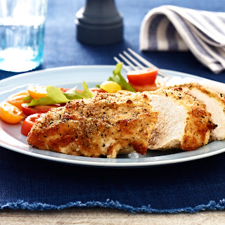 Parmesan Crusted Chicken Recipes.