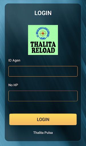 Aplikasi Android Server Thalita Reload Pulsa PPOB Blora