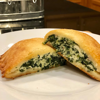 Low Carb Spinach Pies Recipe
