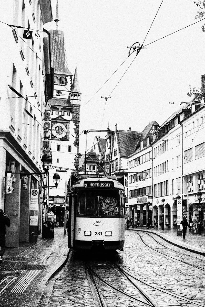 Freiburg Straße di franz98dusty