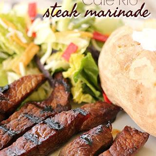 Cafe Rio Steak Marinade.